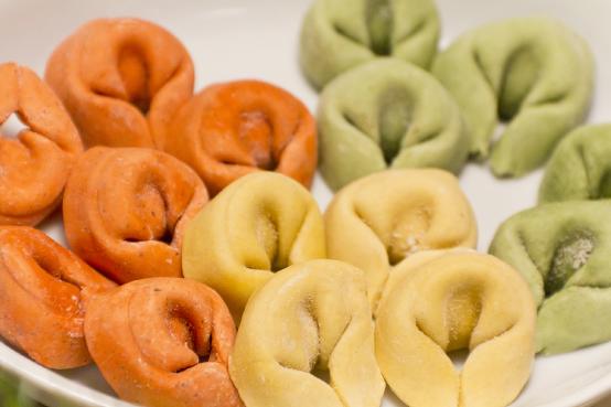 Angy's Tri-Color Tortellini