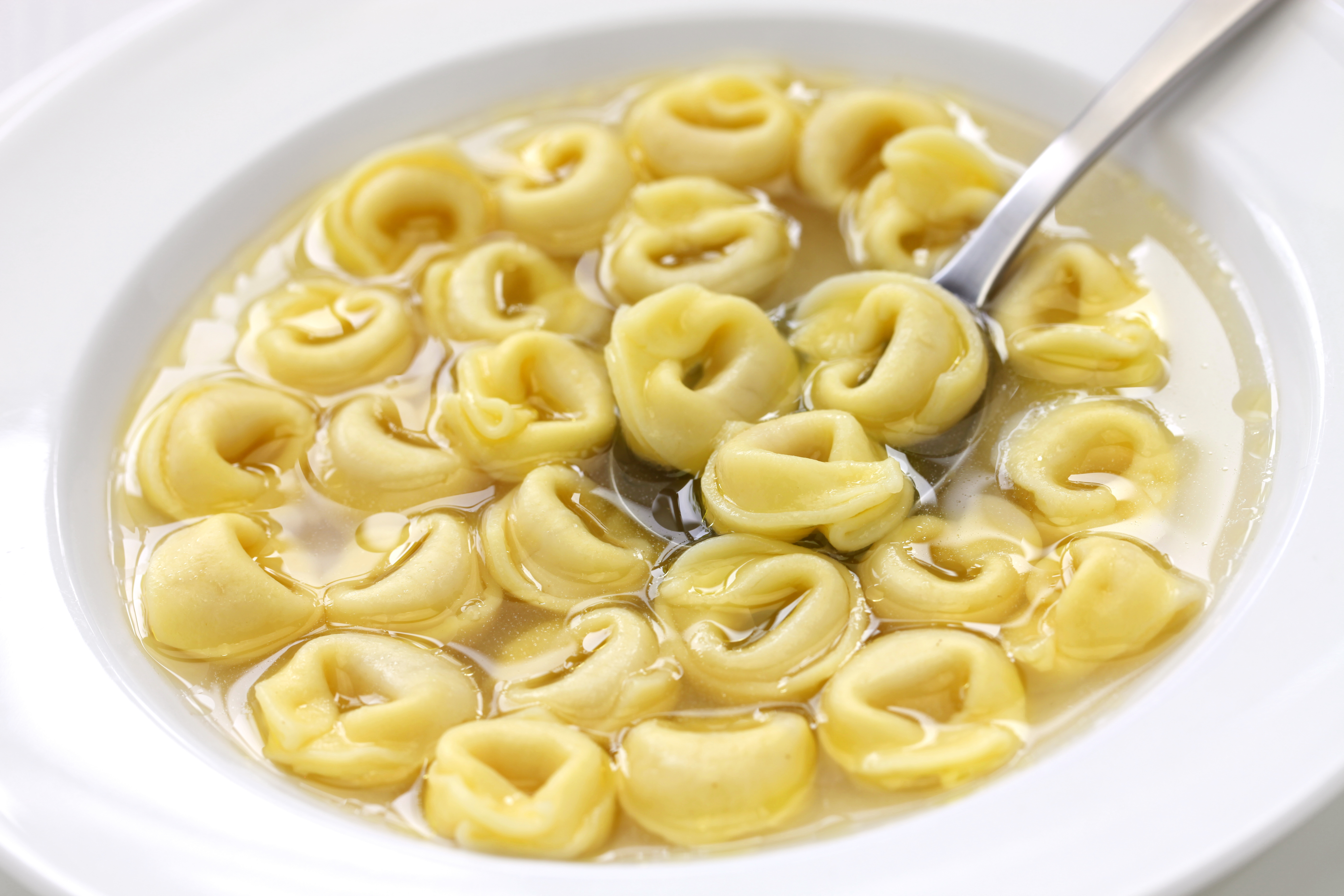 Angy's Tortellini Soup