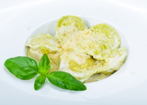 Angy's Four Cheese Mini Round Ravioli